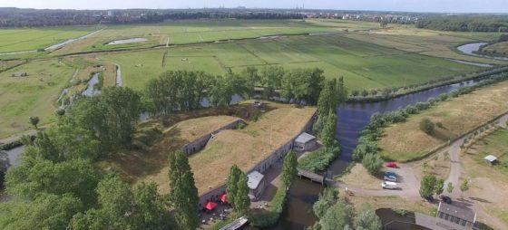 Fort Spaarndam toe aan complete renovatie