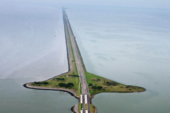 Afsluitdijk: de Nachtwacht onder waterkeringen moet weer kleur krijgen