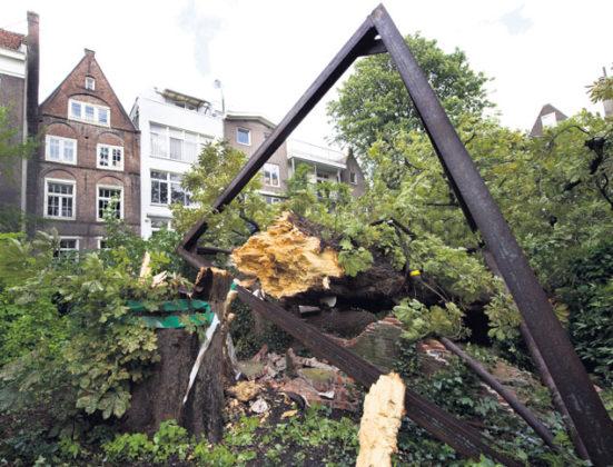 Stichting moet betalen voor ruiming Anne Frank Boom