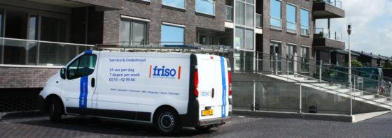 Friso lijft Bouwborg Noord in