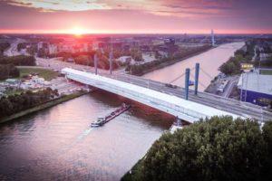 Galecopperbrug (A12) weer dicht voor onderhoud: voegen en opleggingen moeten vervangen