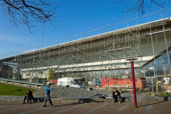 2011 in beeld: Mijlpalen grote projecten