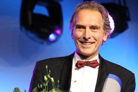 Hans Siep wint Cobouw Award