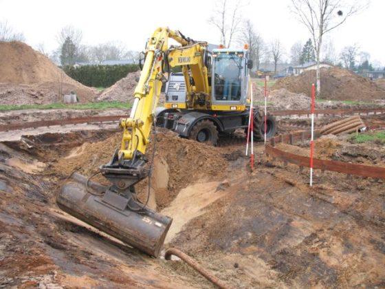 Regels veelvuldig overtreden bij bodemwerkzaamheden: inspectie gaat er meer op toezien