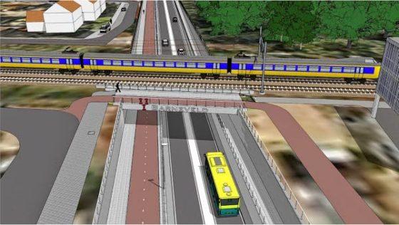 Nieuwe tunnel voor groeiend Barneveld