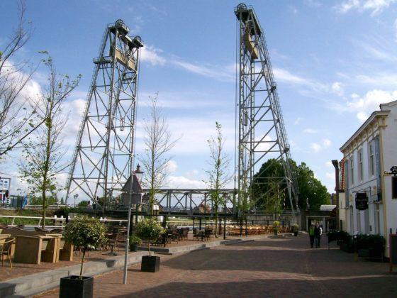 Hefbrug Waddinxveen pas eind dit jaar weer open