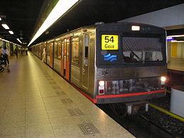 Hegeman knapt Amsterdamse metrostations op