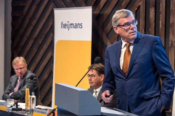 Heijmans meldt zich bij curator Imtech