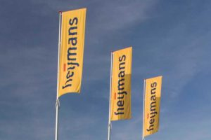 Omzet Heijmans daalt door vertraagde projecten; winst stijgt wel