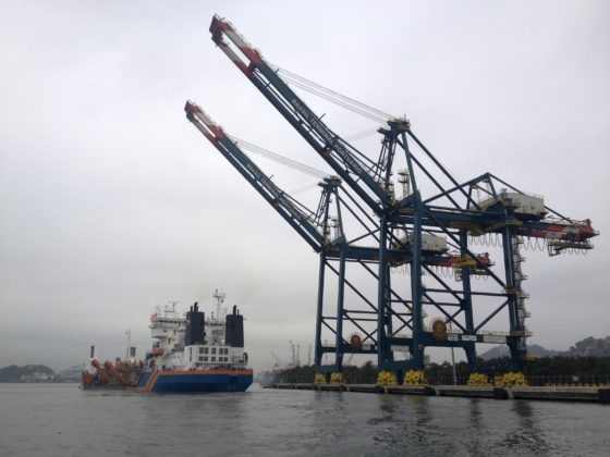 Havenopdracht Brazilie voor Van Oord en Boskalis