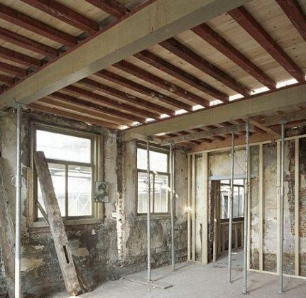Richting houtconstructies TU/e wankelt door succes