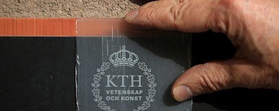 Transparant hout voor geveldelen