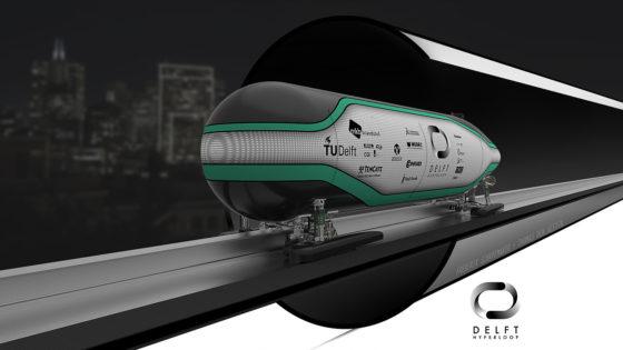 Wedstrijd Hyperloop uitgesteld