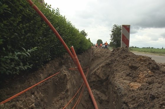 Drenthe trekt beurs voor breedband