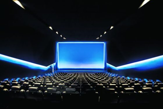 KNX automatiseert Dolby Cinemazaal