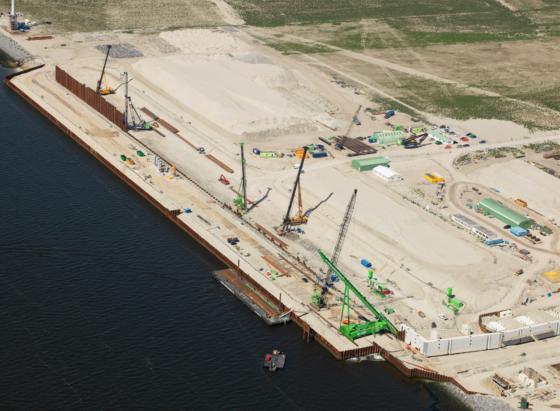 XL: Kademuur Offshore Terminal