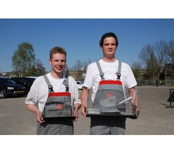 Tim Klessens wint Zilveren Troffel op NK