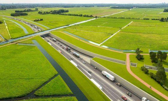 Rijnlandroute stap verder