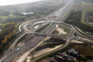 Infra-miljarden niet meer in beton gegoten