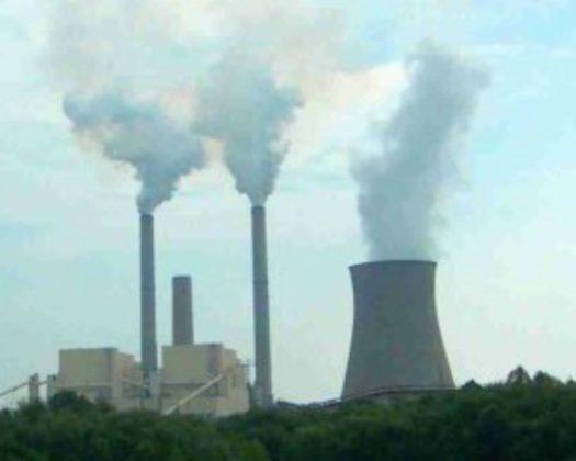 Proef CO2-opslag bij kolencentrale