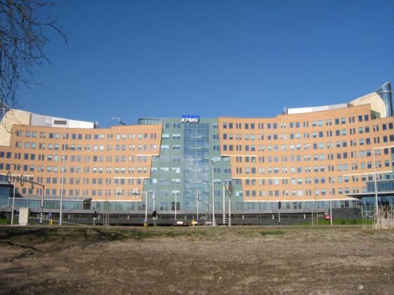 Boete voor fraude bij bouw hoofdkantoor KPMG