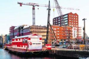 Productie nieuwbouwwoningen groeit met 29 procent stevig door