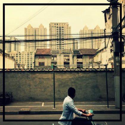 Lezersfoto: Bouwput Shanghai