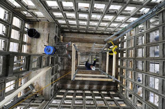 Kamp start restauratie-programma wiebelende monumenten