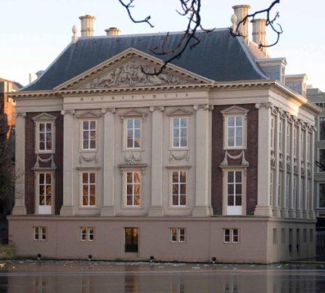 Fundering Mauritshuis 'project van het jaar'