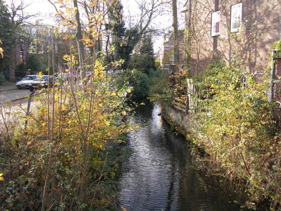 Utrechts riviertje wordt stadsgezicht