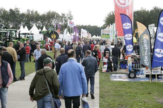 Meer dan 55.000 bezoekers op Agrotechniek