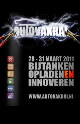Inschrijving AutoVakRAI 2011 begonnen