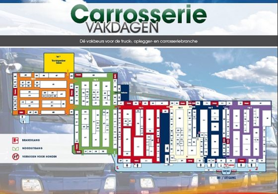 Volvo dealers met krachtpatsers naar Carrosserie Vakdagen