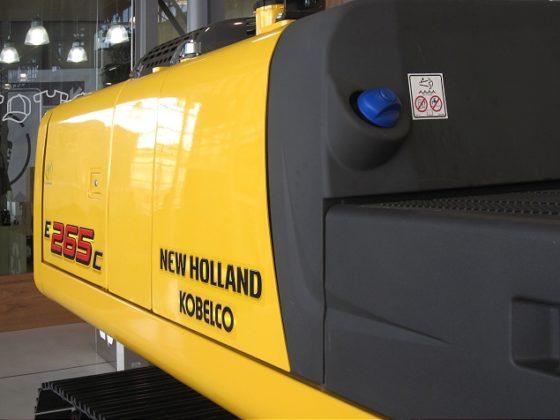 Case New Holland en Kobelco ontvlechten samenwerking