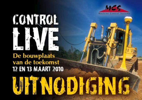 MCS houdt Control Live dagen in Leende