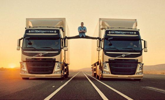 Volvo Trucks scoort met heroisch filmpje op Youtube