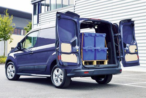 Ford scoort met Transit Connect twee jaar op rij 'Van of the Year'