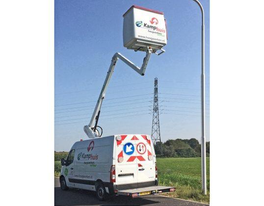 Kamphuis biedt internationale hoogwerkerservice voor Nederlandse opdrachtgevers