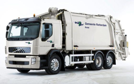 Roteb krijgt in maart hybride-vuilniswagen – 1