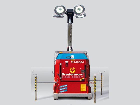 Stillere lichtmast levert forse brandstofbesparing