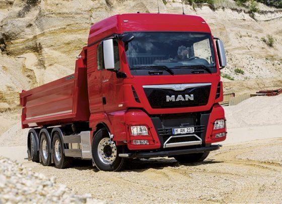 Nieuw topmodel MAN is wereldprimeur op automotive vakbeurs IAA
