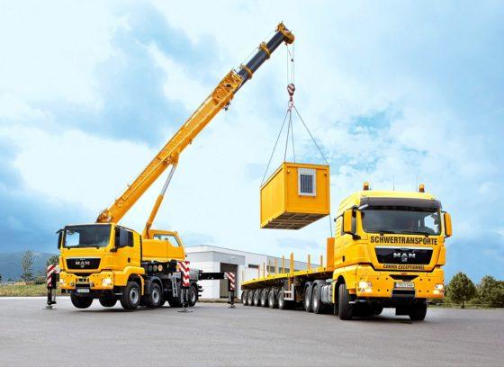 MAN truck richt zich tijdens TKD op slimme services