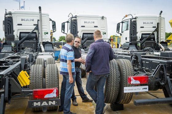 TKD voor MAN-trucks uiterst succesvol verlopen
