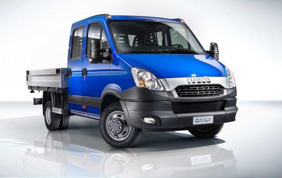 Iveco Daily krijgt Euro5 motoren en nieuwe neus