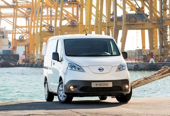 Nissan komt met volledig elektrische bestelauto