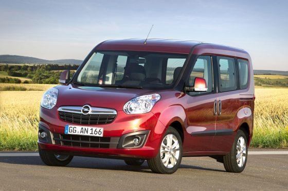 Opel geeft vooruitblik op nieuwe generatie Combo bestelwagens