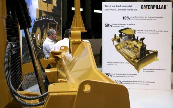 Kennismaken met hybride bulldozer van Caterpillar