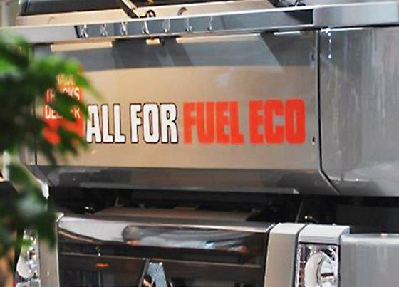 Renault Trucks kijkt vooruit naar euro6-technologie