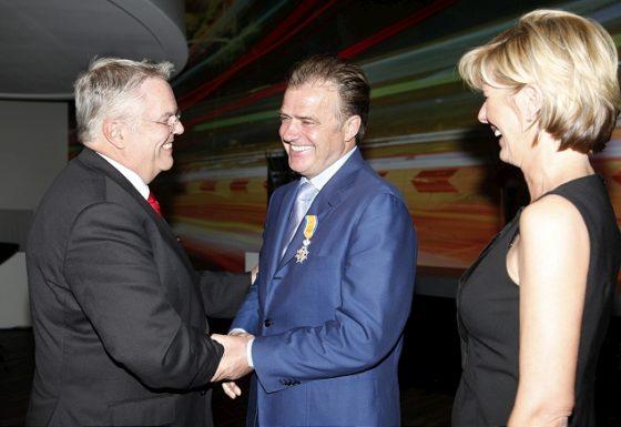 Koninklijke onderscheiding voor Henk Groeneveld
