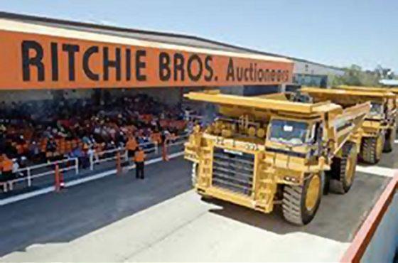 Ritchie Bros gaat in Moerdijk breed scala aan trucks veilen